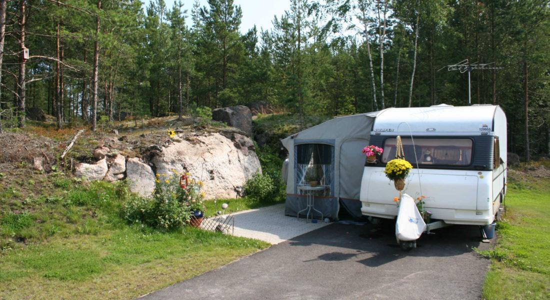 5-tähden leirintäalue