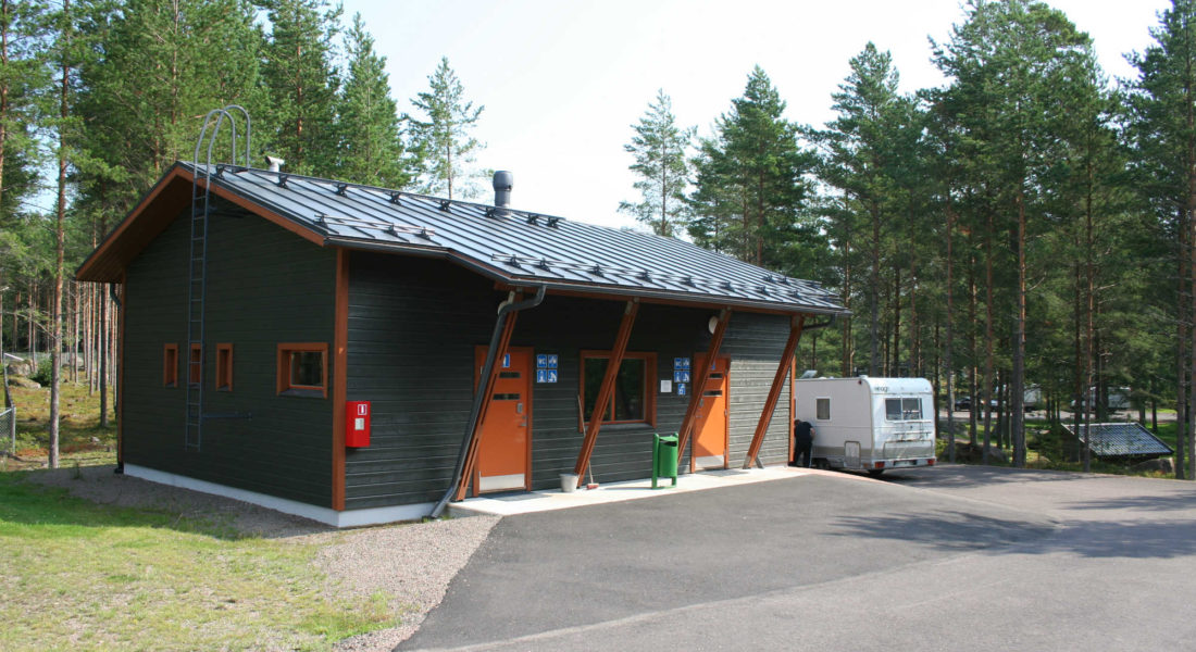 5-star camping