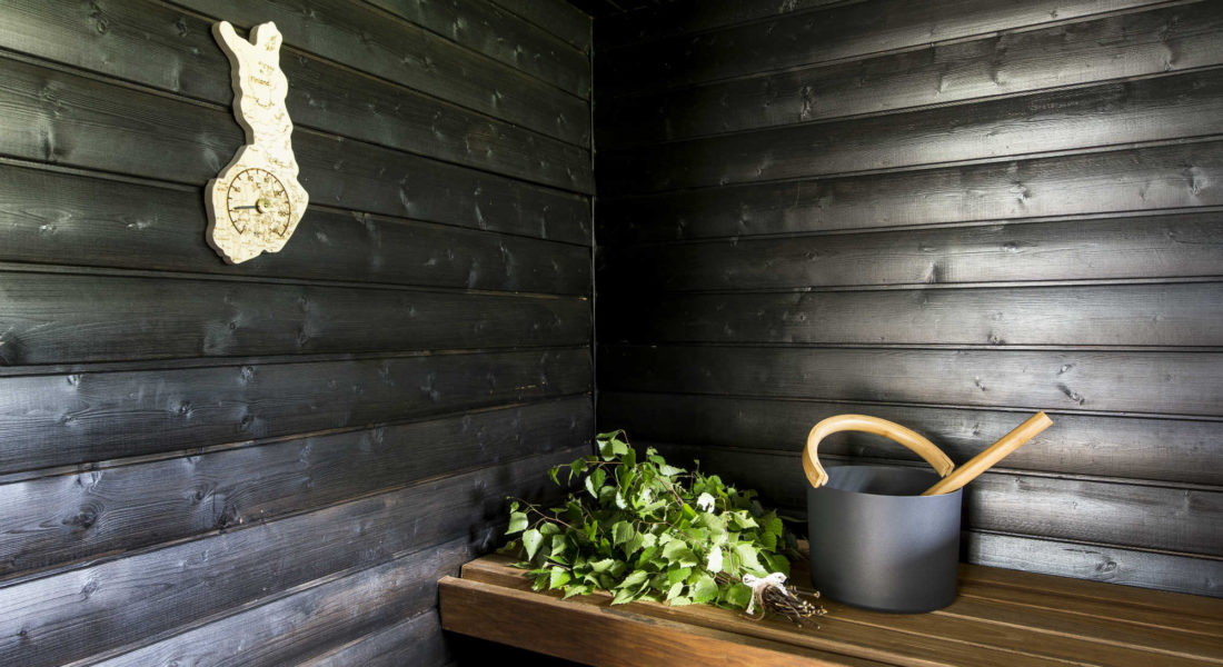 Traditional Finnish Saunas