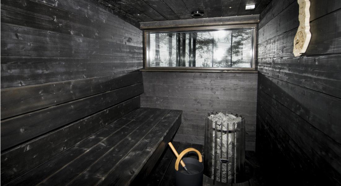 Villa Aava 2 saunaosastoa