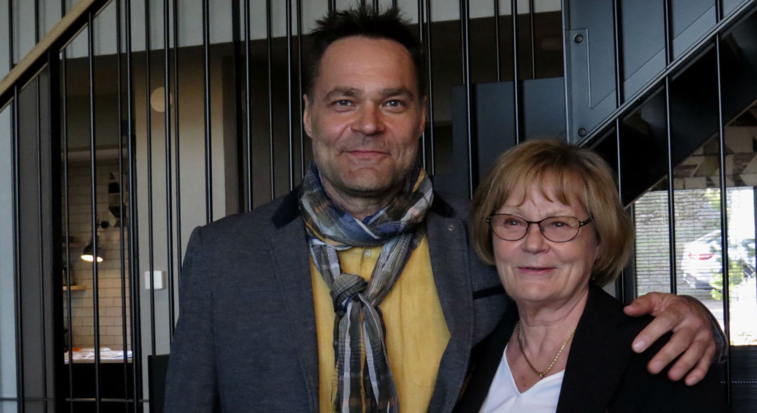 Jukka Markkola & Ritva Markkola