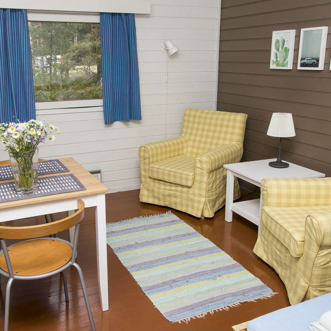 Camping cottage for 2 person