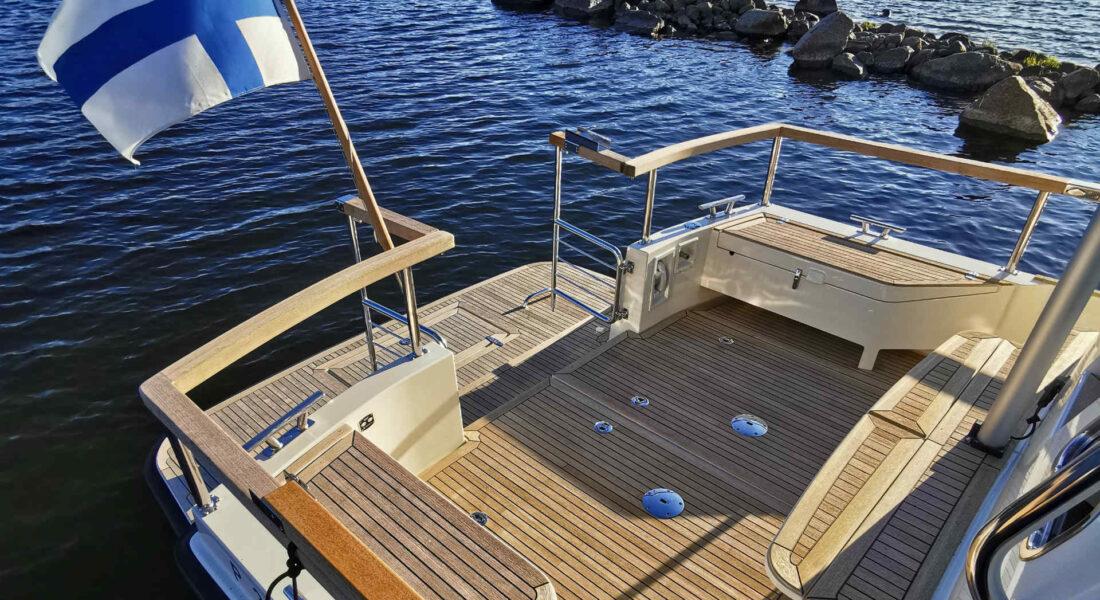 Kotka Charter seatrips - Targa 32
